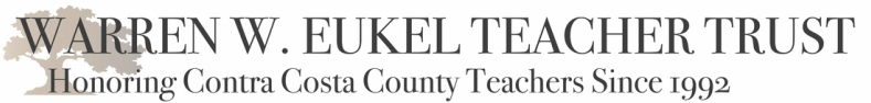 Warren W. Eukel Teacher Trust